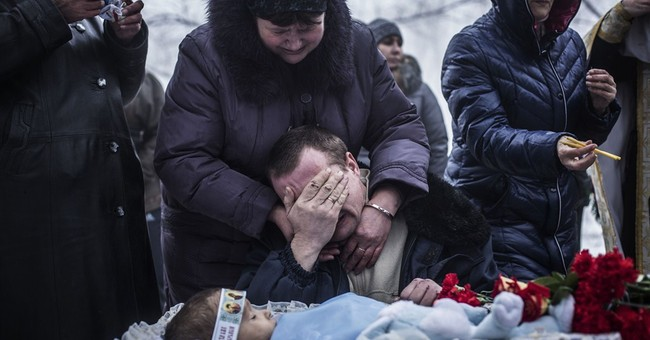 Shelling in eastern Ukraine kills at least 6 civilians
