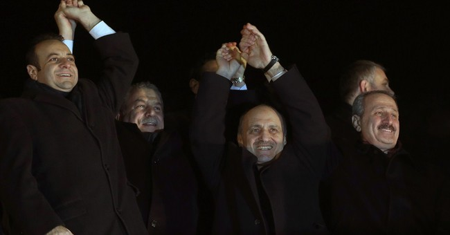 Turkish graft probe nears final chapter with parliament vote