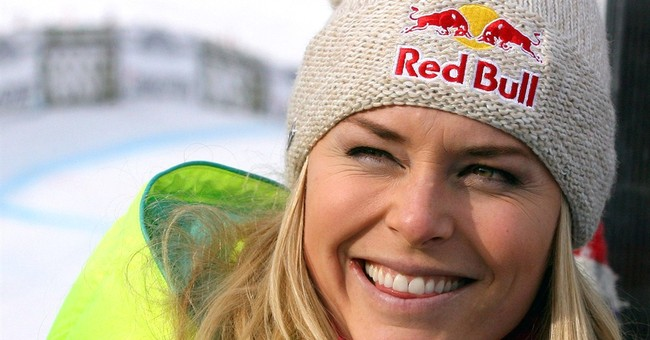 """Column: Vonn, for once an athlete truly deserving of """"star"""""""