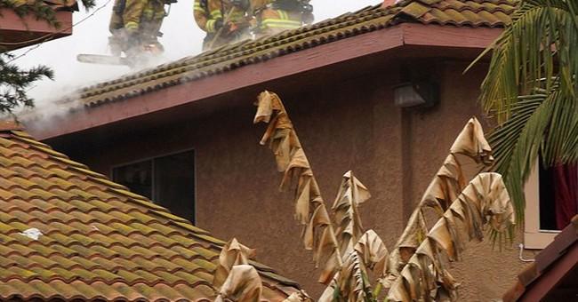Boy, 3, dies after California condo fire that injured 9