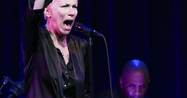 Annie Lennox: 'Strange Fruit' criticism 'painful,' unfair