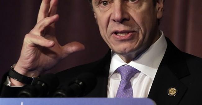 LaGuardia rail link highlights Cuomo's transportation plan