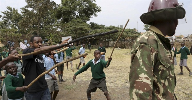 Kenya: Disputed playground belongs to school, not developer