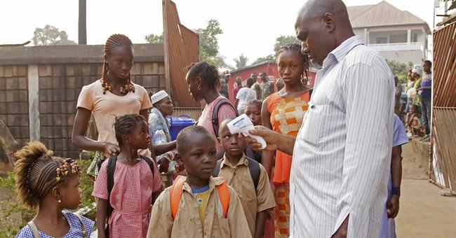 Danish PM visits Sierra Leone in solidarity