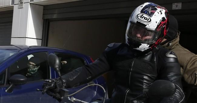Belgium terror plot suspect appears before Greek prosecutor