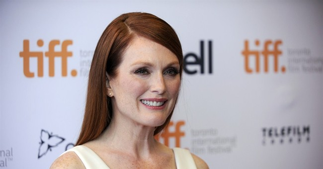 Oscar nominee Julianne Moore to help design Oscar green room