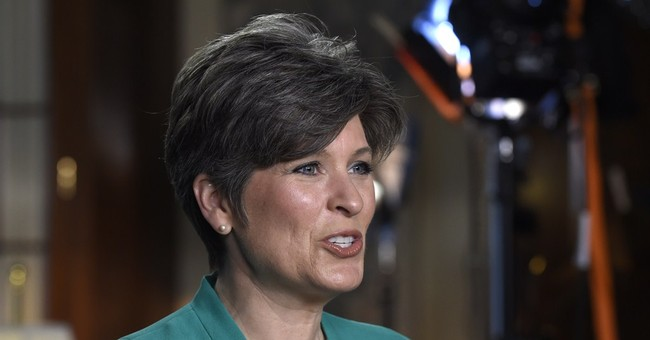 Iowa Sen. Ernst promises GOP focus on Americans' concerns
