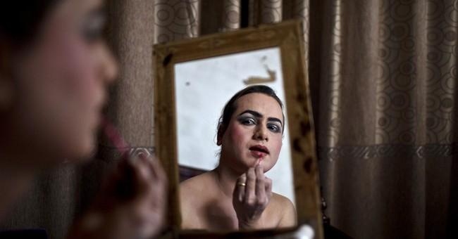 AP PHOTOS: Pakistan's cross-dressing men dance despite fear