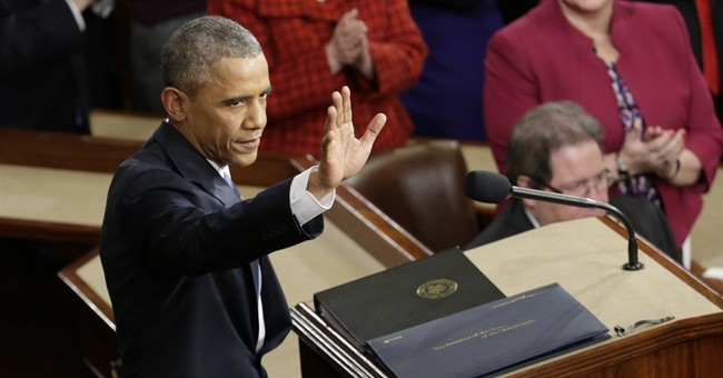 Obama in State of the Union: Tax wealthy, help middle class