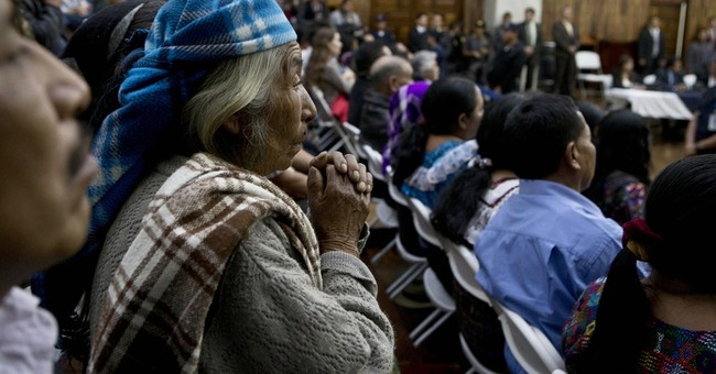Guatemala ex-police official convicted in 1980 embassy siege