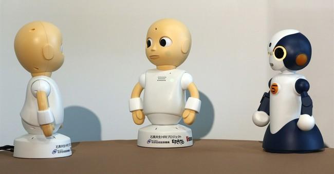 Japan to sell talking robots that won't try to make sense