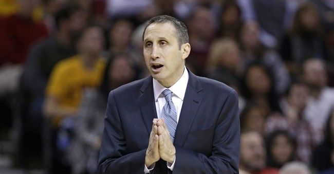 Embattled Cleveland coach Blatt remains beloved in Israel