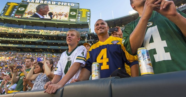 Green Bay Packers post another year of record revenue