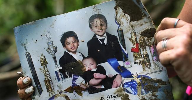 Coroner: Pregnant woman, 2 children killed in Ohio flooding