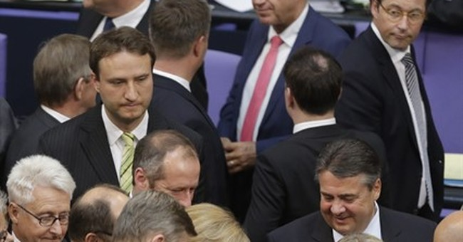 Merkel rules out 'haircut' for Greece, open to other relief