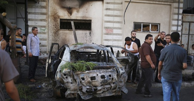 Gaza bombings target cars of Hamas officials; no fatalities
