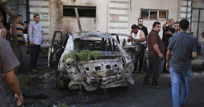 Gaza bombings target cars of Hamas officials; no fatalities