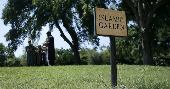 Texas residents condemn plan for Muslim cemetery