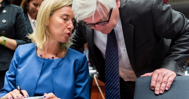EU seeks new format to help revive Mideast peace process