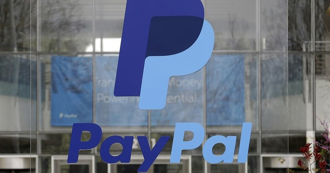 Shares of PayPal rise on 1st day of trading