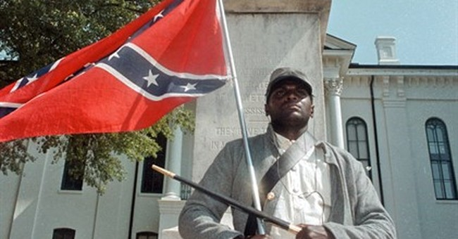 Black Mississippi flag supporter dies in traffic accident