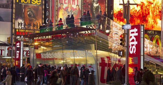 Ain't misbehavin'? Broadway audience faux pas get spotlight