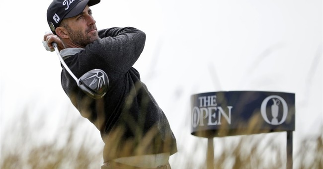 The Latest: Zach Johnson wins the British Open in a playoff
