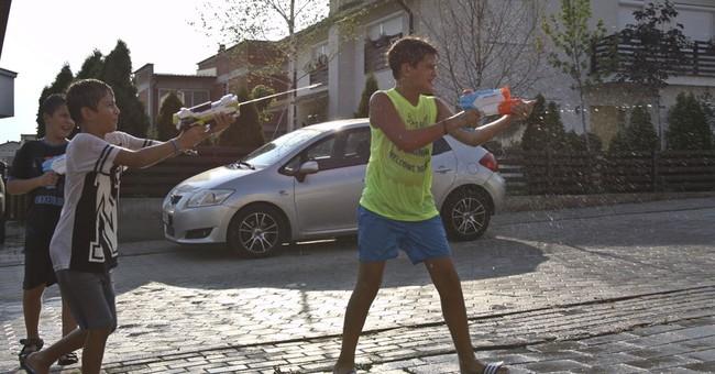 Severe heat wave hits the Balkans
