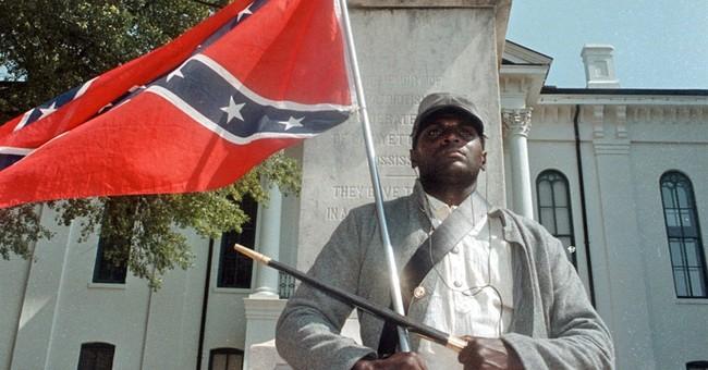 Black Mississippi flag supporter dies in traffic accident