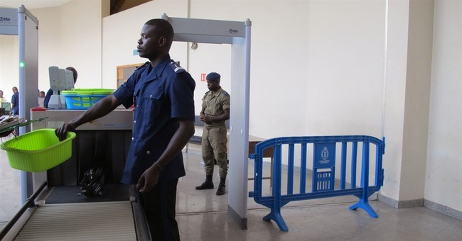Chad ex-dictator taken in and out of court as trial begins