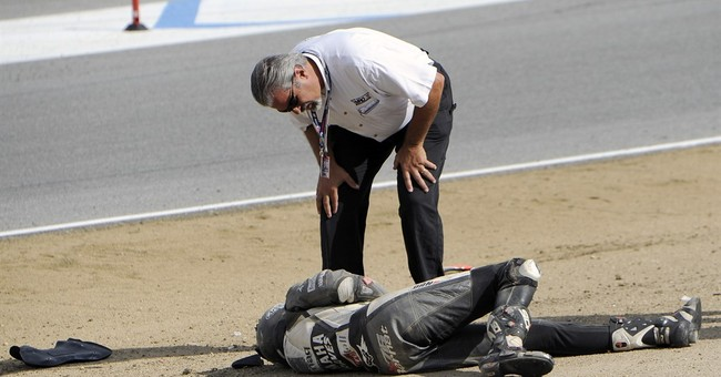 2 Spanish riders killed in California motorcycle race