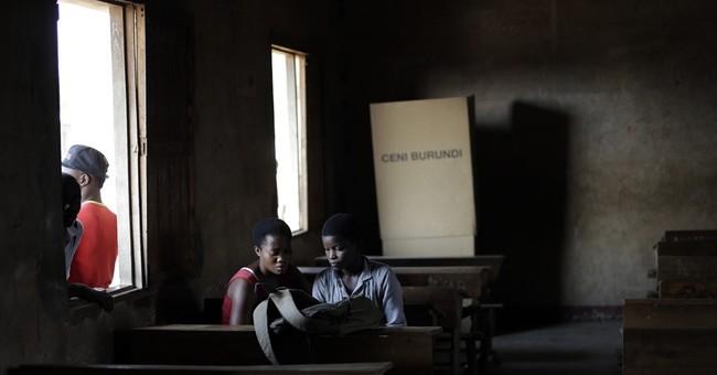 Burundi set for presidential poll amid political unrest