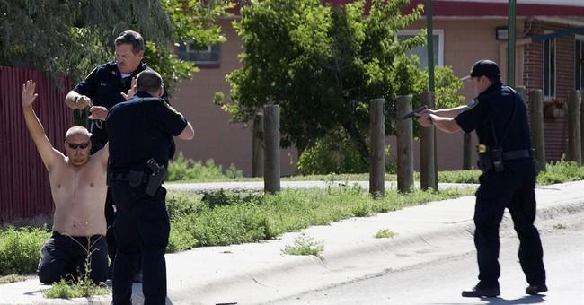 Police: Man held in Wyoming shooting resented homeless