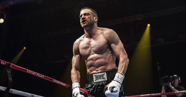 Review: A pugilist parable of transformation in 'Southpaw'