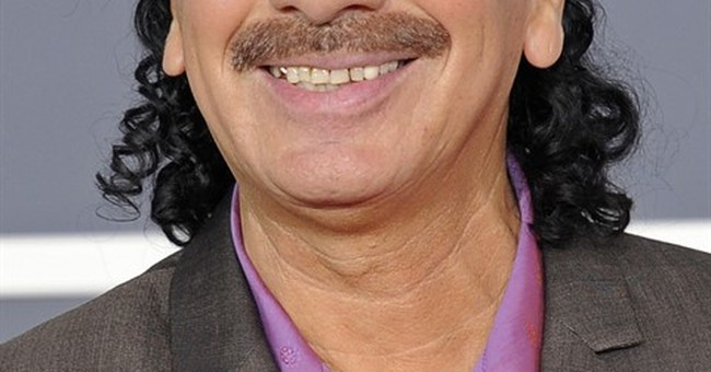 Santana memoir among winners of American Book Awards