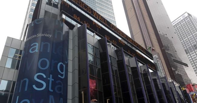 Morgan Stanley 2Q profit falls 8.5 percent