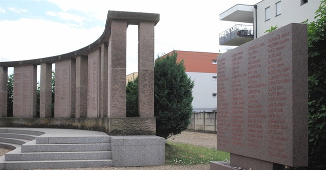 Remains of victims of Nazi experiments found in France