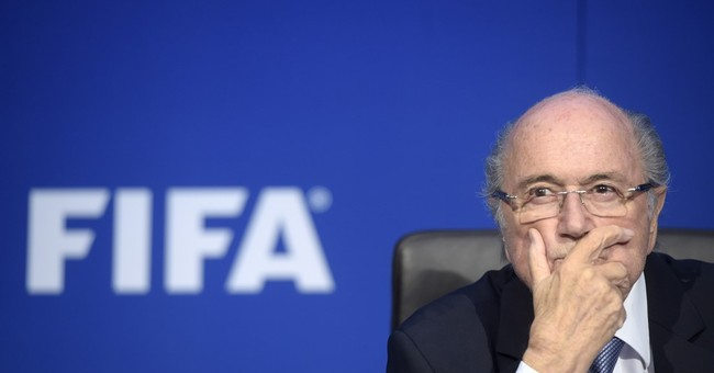 Blatter insists he is leaving FIFA, will not be candidate