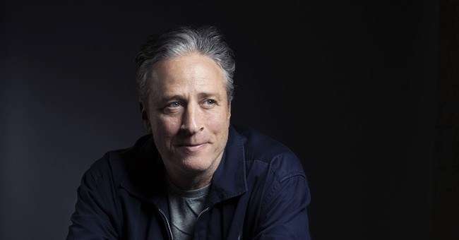 Jon Stewart heads into home stretch at 'Daily Show'