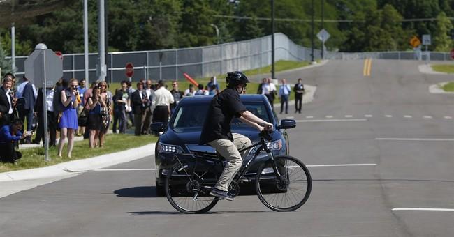 """University of Michigan opens test """"city"""" for autonomous cars"""