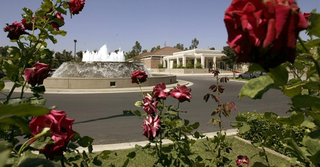 Museum at Nixon's presidential library gets makeover