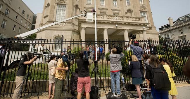 US, Cuba restore full diplomatic ties after 5 decades