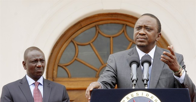 Kenya president says talks with Obama to focus on extremism