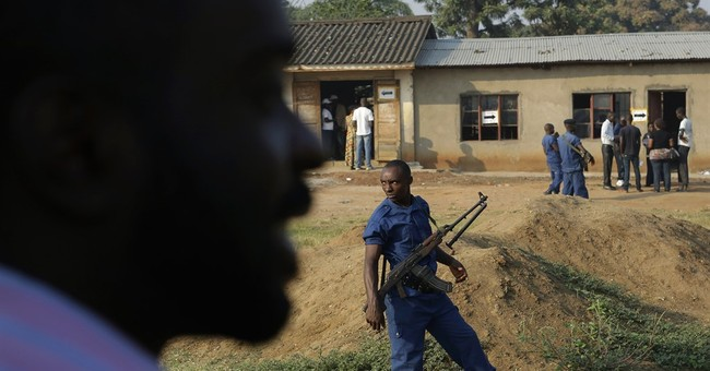 Polls close in Burundi election as president seeks 3rd term