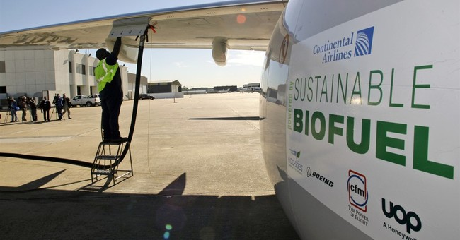 Why airlines keep pushing biofuels: They have no choice