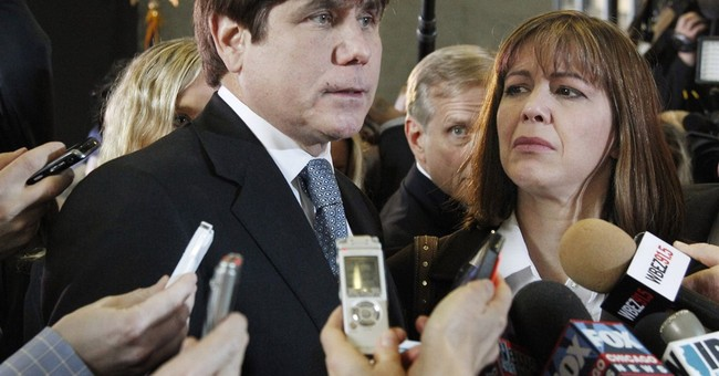 The Latest: Blagojevich lawyer wanted more counts dismissed