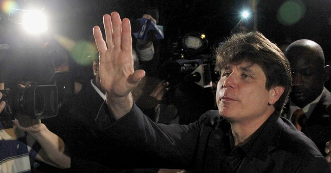 Court overturns some Blagojevich Senate-seat convictions