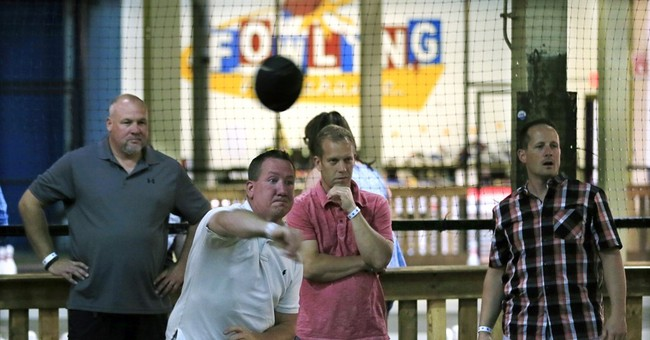 Football-bowling hybrid sport takes hold in Detroit