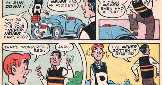 'Archie' cartoonist Tom Moore dies in his native El Paso