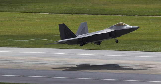 Stealthy jet ensures other war-fighting aircraft survive